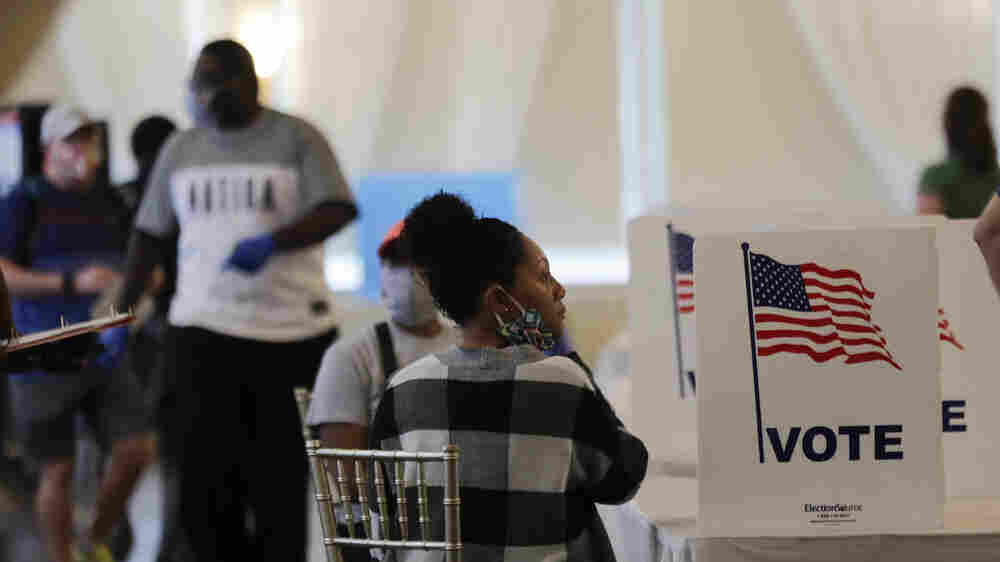 Chaos In Primary Elections Raises Fears For November