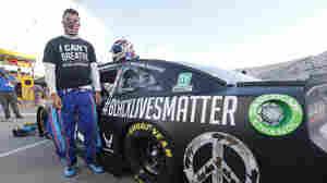 NASCAR Driver Bubba Wallace On Confederate Flag Ban: 'A Long Time Coming'