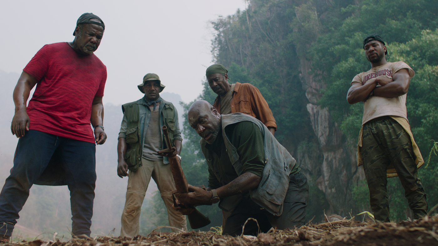 Photo of Delroy Lindo: I Think Of 'Da 5 Bloods' As 'A Love Story' | NPR.org