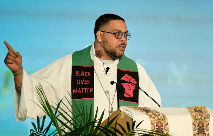 Jesus Was Divisive A Black Pastor S Message To White Christians Code Switch Npr Download the perfect jesus christ pictures. jesus was divisive a black pastor s
