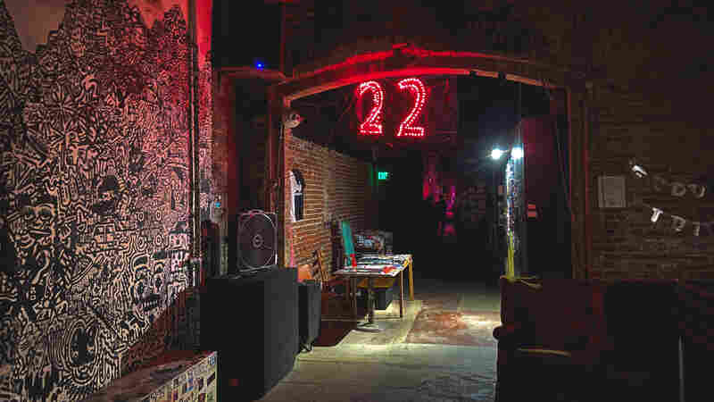 Behind The Smell, Not Your Average Music Venue In Los Angeles