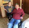 People With Disabilities Find The Coronavirus Has Cut Them Off From Their Caregivers