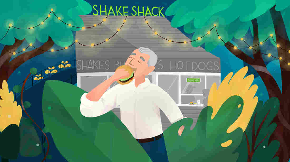 Danny Meyer is the founder of Shake Shack.