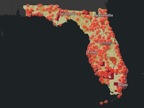Fired Florida Data Scientist Launches A Coronavirus Dashboard Of Her Own Npr