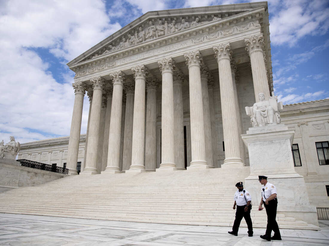 The Supreme Court in Washington