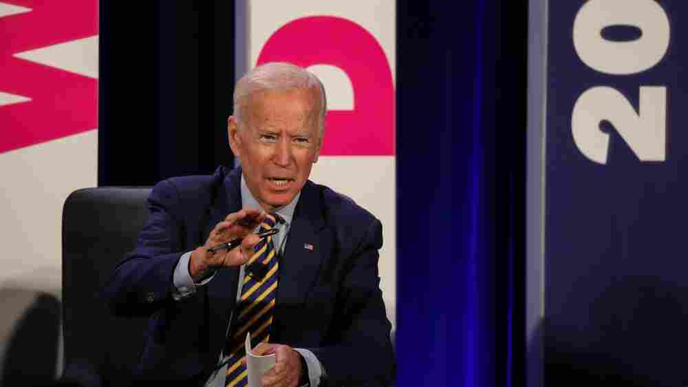 Planned Parenthood Backs Biden, Seeing A 'Life And Death Election' Ahead