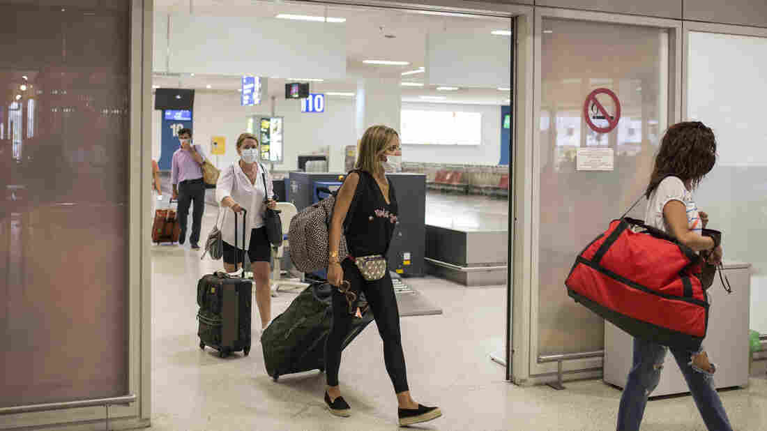 Greece Reopens To Tourists But Some Coronavirus Restrictions Apply