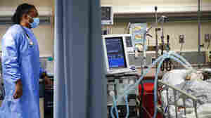 Early Results Show Benefit Of Steroid For Very Sick COVID-19 Patients