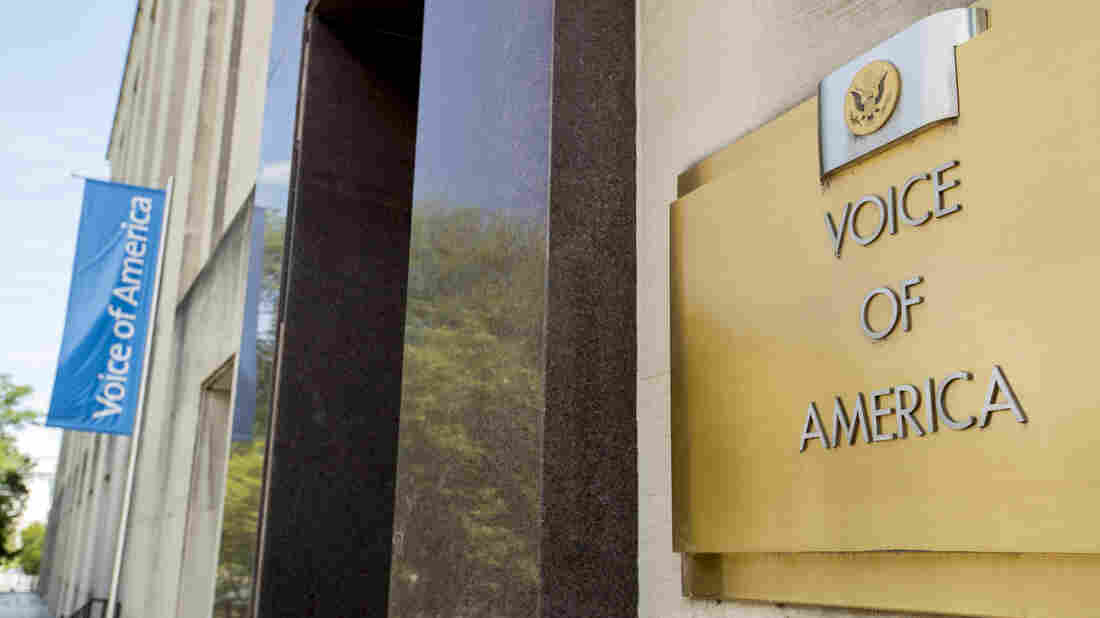 Top Executives At VOA Resign As Trump Ally Prepares To Take Over