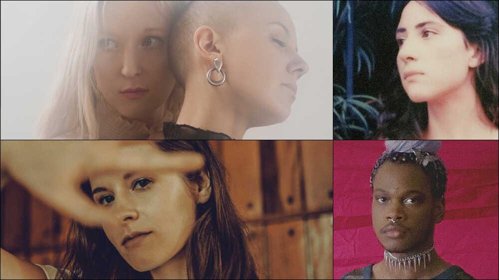 New Mix: H.E.R., Shamir, Gracie And Rachel, More