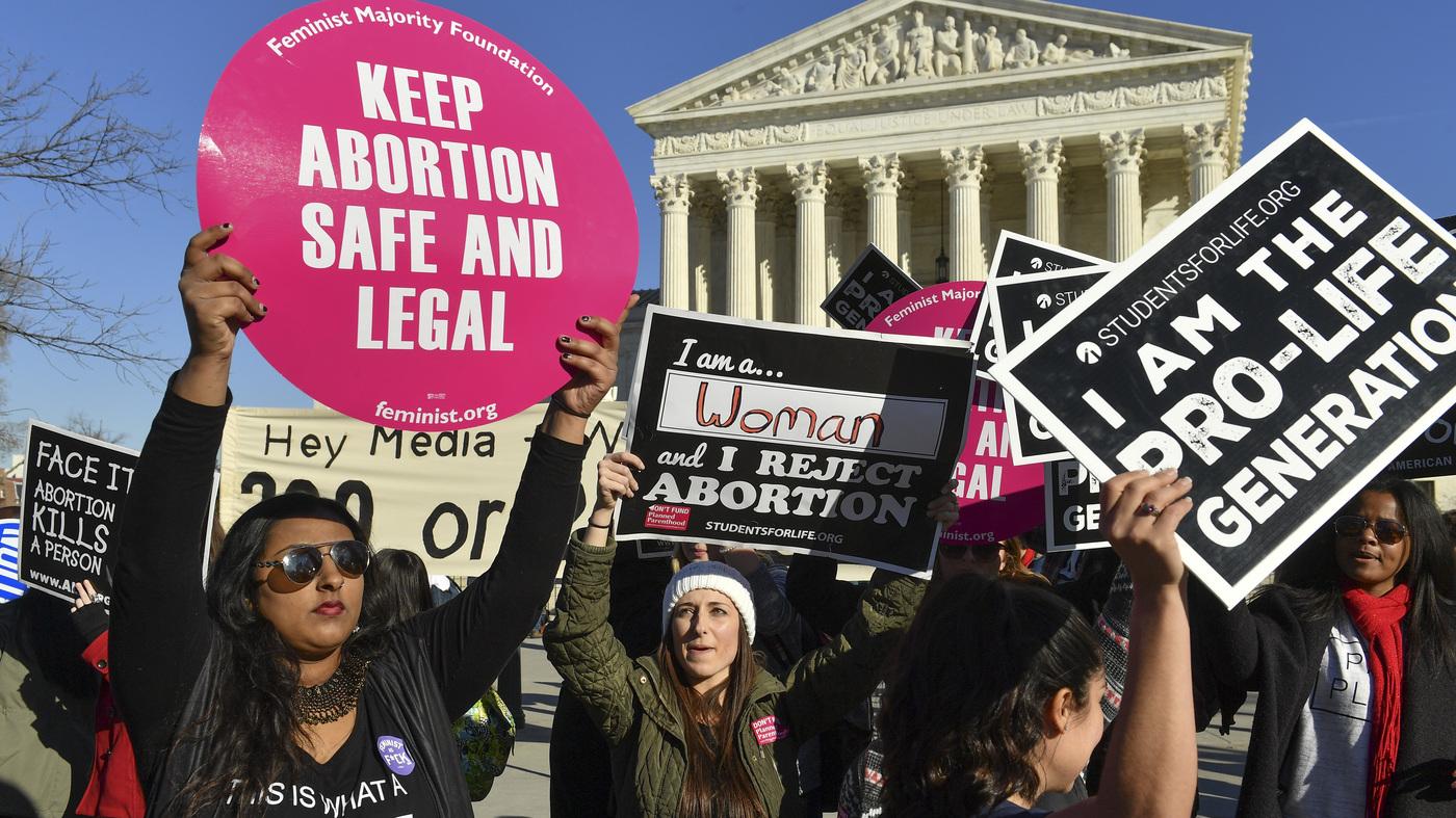 Estudo examina os efeitos duradouros de ter - ou ser negado - um aborto: NPR 1
