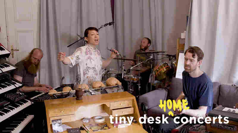 Little Dragon: Tiny Desk (Home) Concert