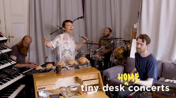 Little Dragon: Tiny Desk (Home) Concert