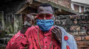 PHOTOS: The Masks Of Congo Are Worn To Protect, To Protest — And To Strike A Pose