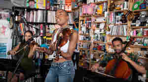 Sudan Archives: Tiny Desk Concert