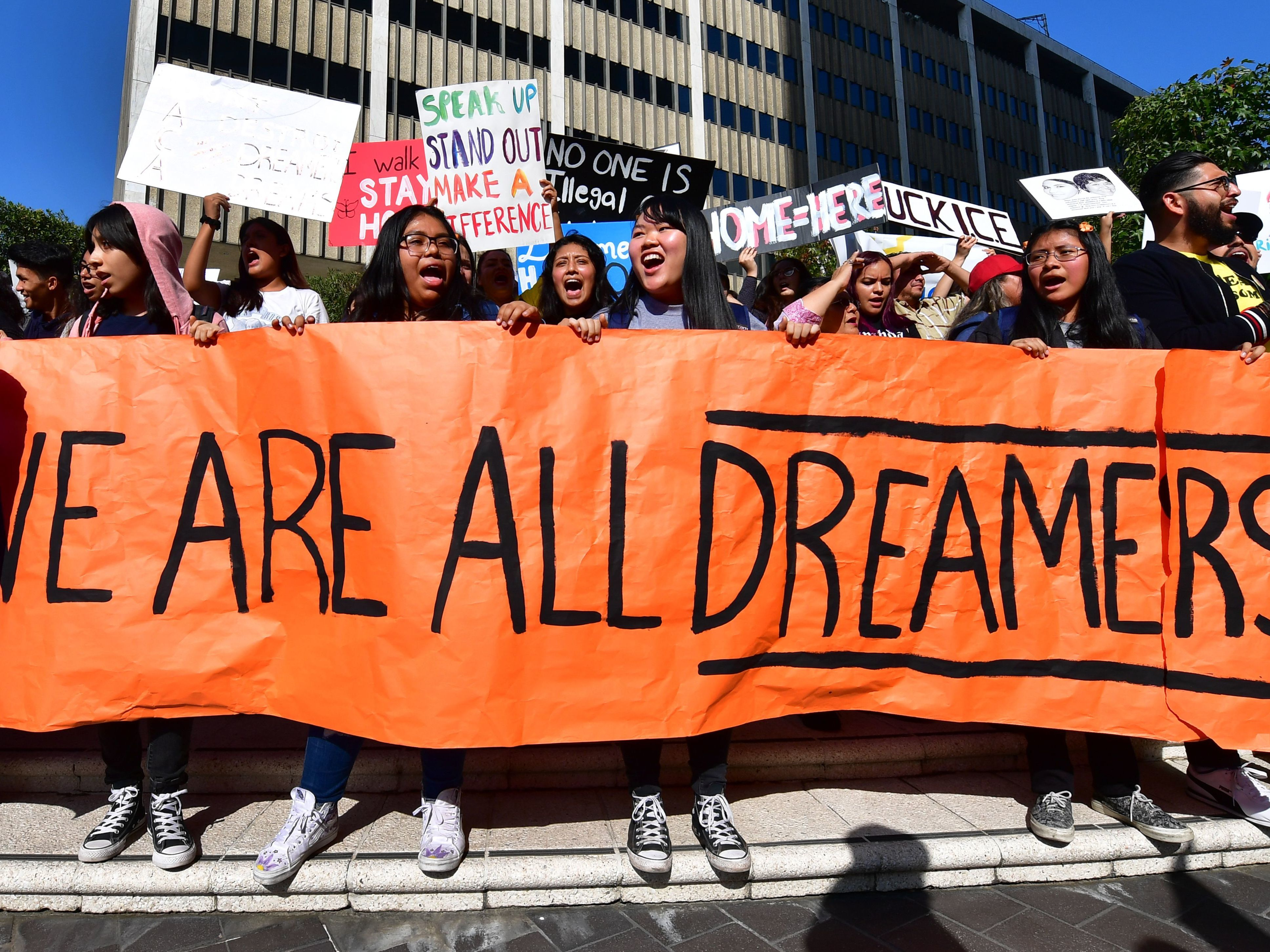 Sigh Of Relief' Or 'Slippery Slope': Advocates and Opponents React To DACA  Ruling : NPR