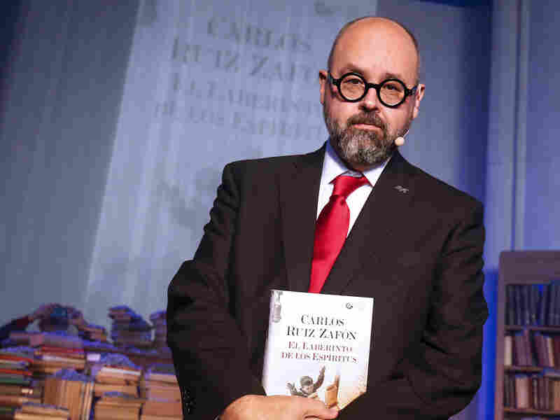 Spain's 'Shadow of the Wind' author Zafon dead at 55