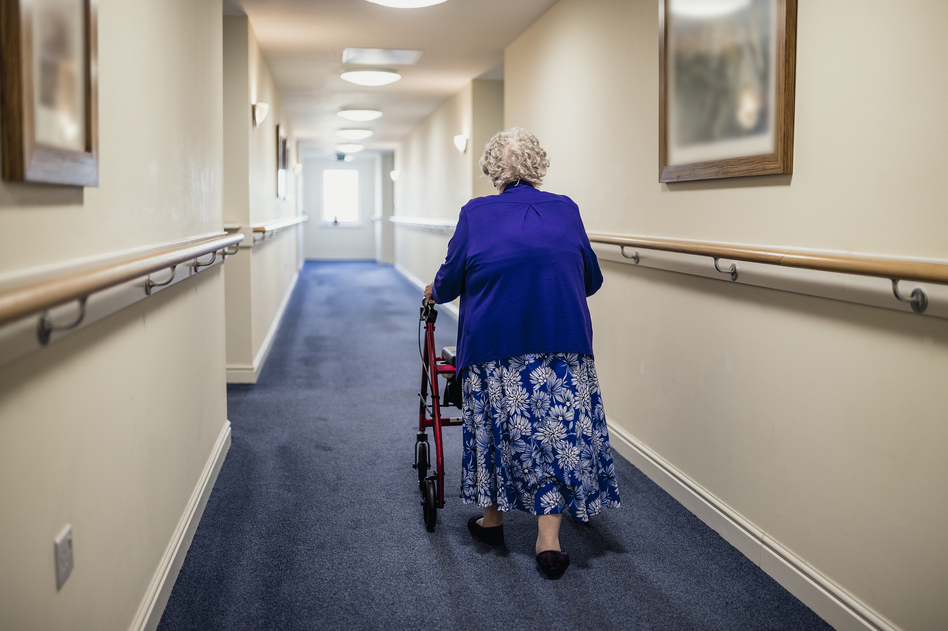 Some nursing homes and long-term-care facilities say they're struggling to fill shifts as certified nursing assistants opt for unemployment benefits during the pandemic. (SolStock/Getty Images)