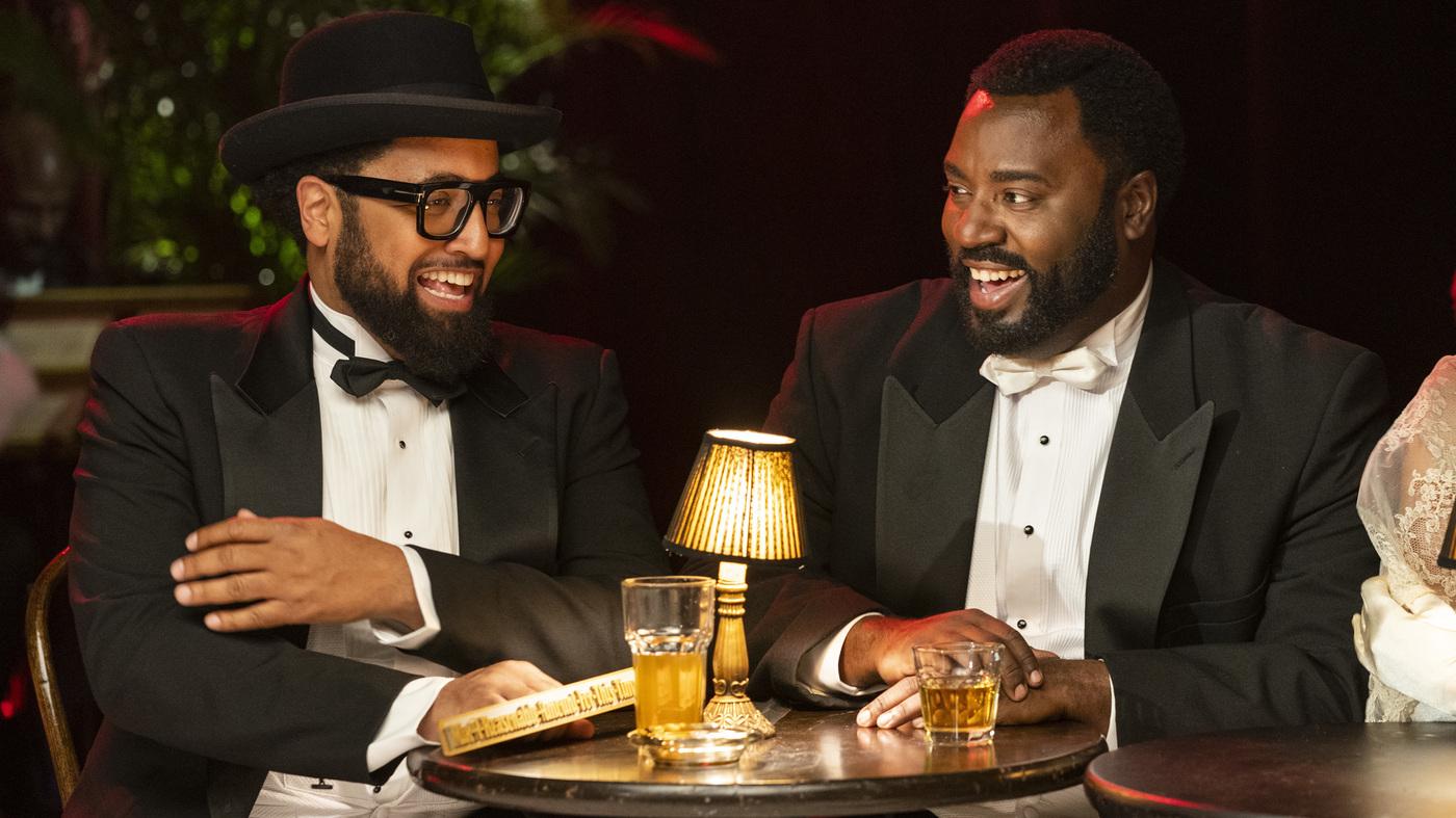 Diallo Riddle & Bashir Salahuddin: Sherman's Showcase Black History Month...In June!
