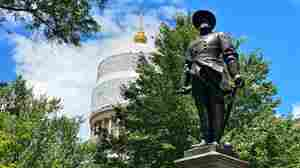 West Virginia, Born Out Of The Civil War, Grapples With Confederate Monuments