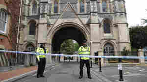 Authorities In U.K. Will Investigate English Park Stabbing As A Terrorist Incident