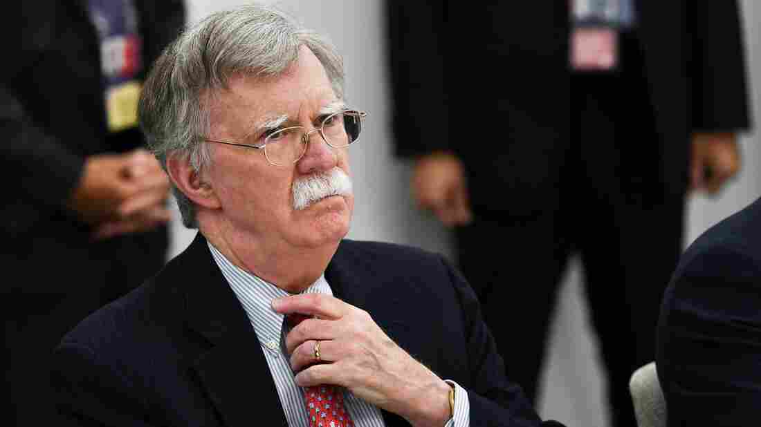 Transcript: NPR's Full Interview With John Bolton