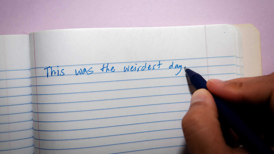 4 tips to help you start journaling, from NPR Life Kit.
