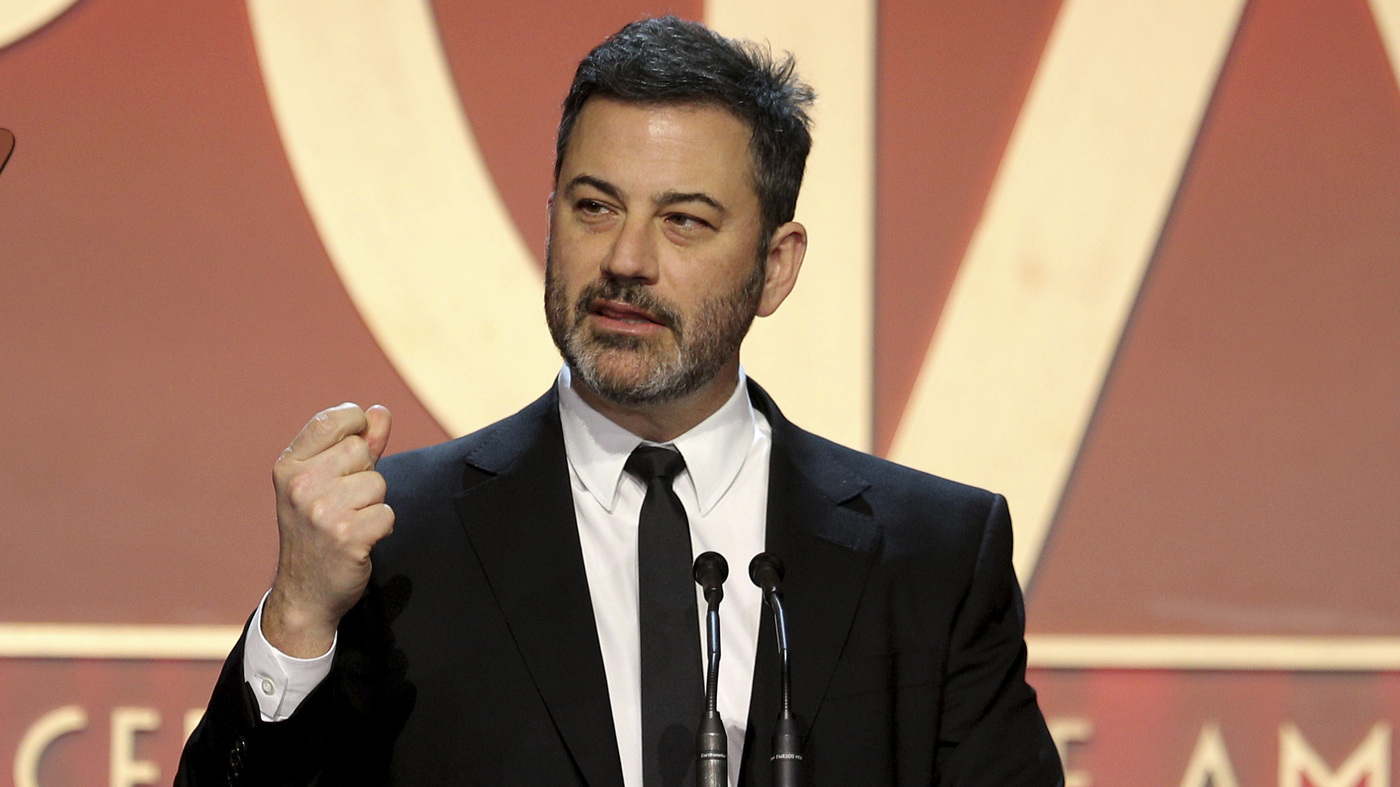 Late-Night Talk Show Host Jimmy Kimmel Apologizes For Use Of Blackface - NPR