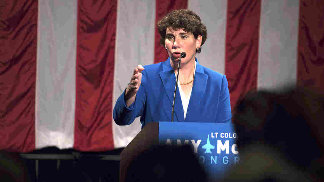 Amy McGrath wins Kentucky Senate Democratic primary, CNN projects