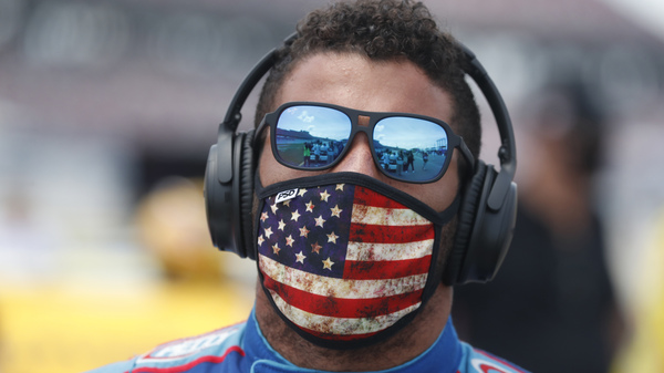 """The FBI team investigating the incident concluded the """"noose"""" found in Bubba Wallace"""