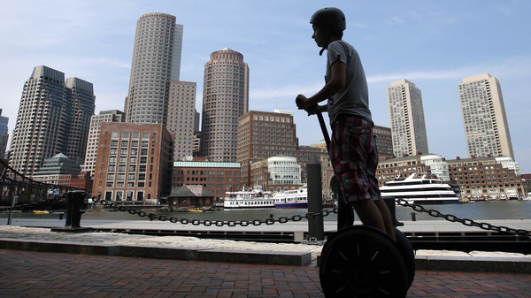 Company officials are stopping production of the original Segway PT, a favorite in tourism and law enforcement, on July 15.