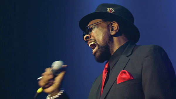 Soul singer and songwriter William Bell — one of Stax Records