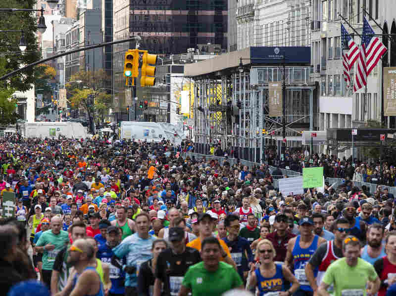 NYC Marathon Canceled Over COVID-19, Just Too Risky