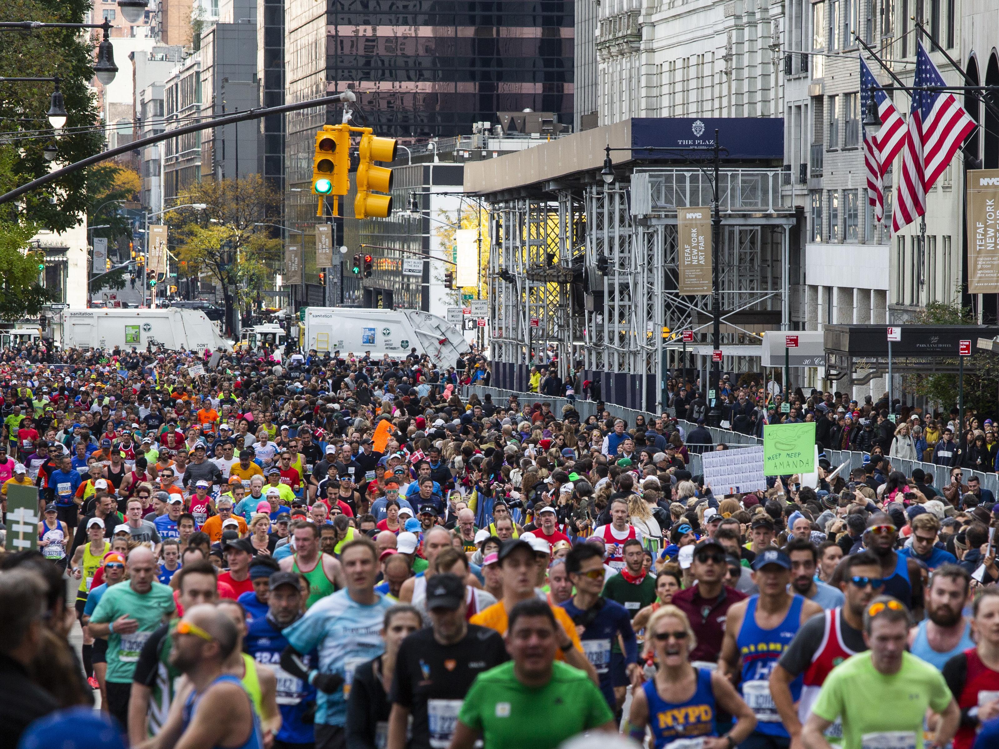 New York City Marathon Canceled Due To Coronavirus Coronavirus Live Updates Npr