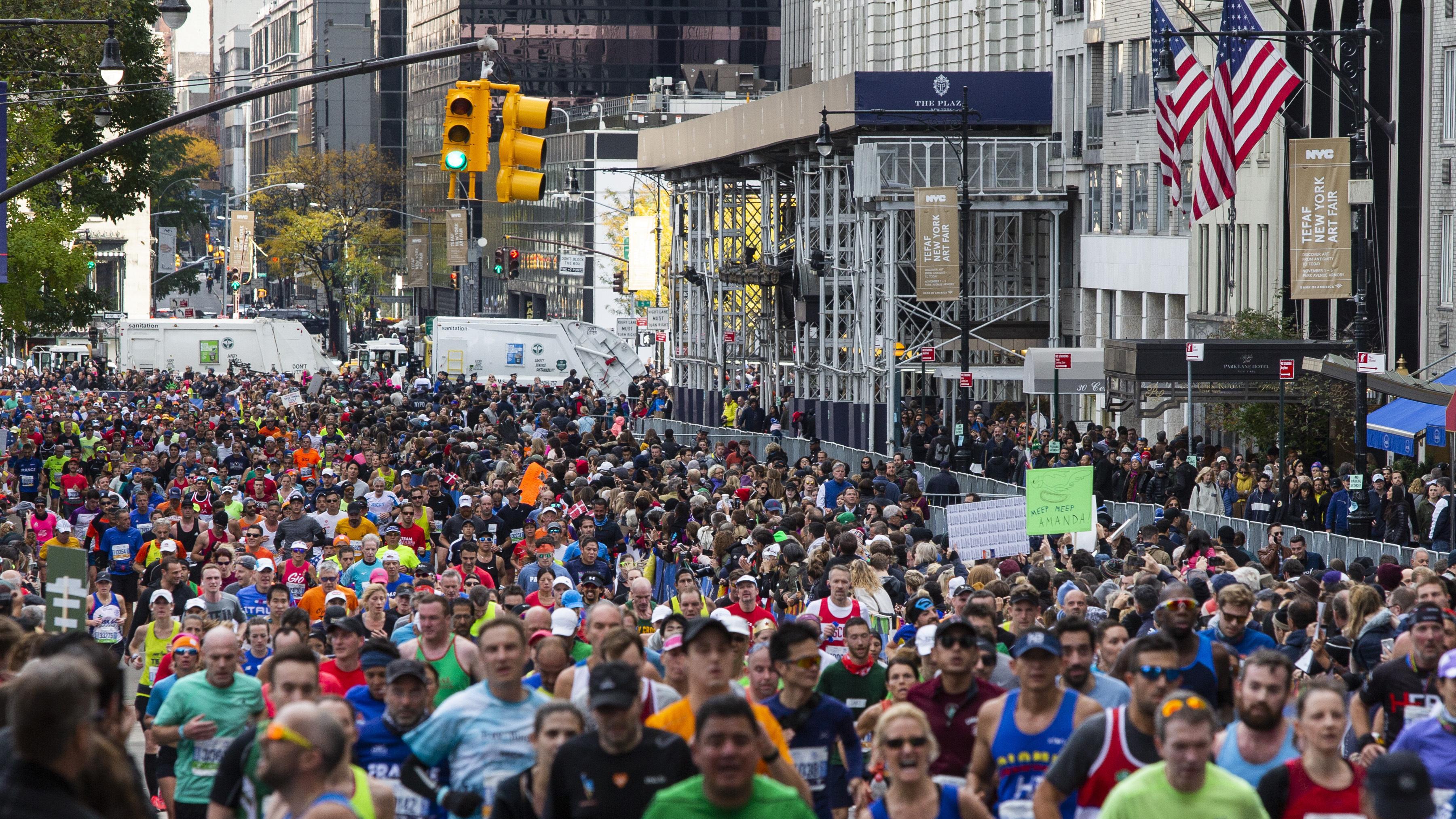 New York City Marathon Canceled Due To Coronavirus Pandemic