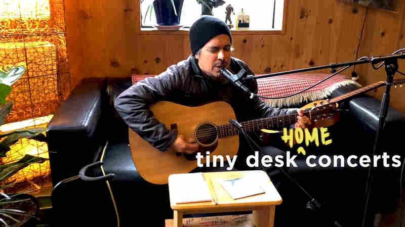 M. Ward: Tiny Desk (Home) Concert