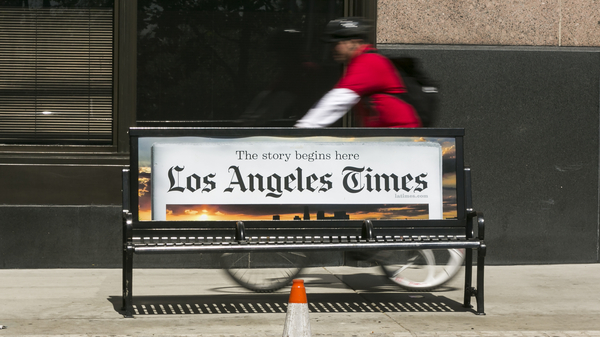 L.A. Times To Settle Suit Over Race and Gender Bias, As Editor Promises Change