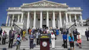 House Approves Police Reform Bill, But Issue Stalled Amid Partisan Standoff