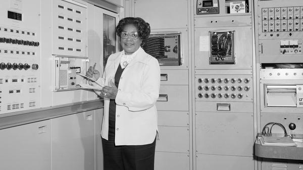 Mary Jackson, NASA