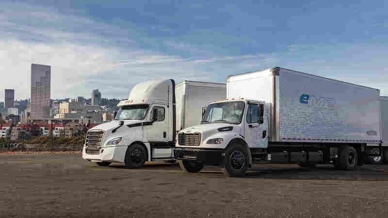 California's Landmark Electric Truck Rule Targets 'Diesel Death Zone'