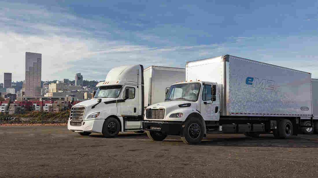 California tells truckers to ditch 'dirty diesel' in groundbreaking zero-emission mandate