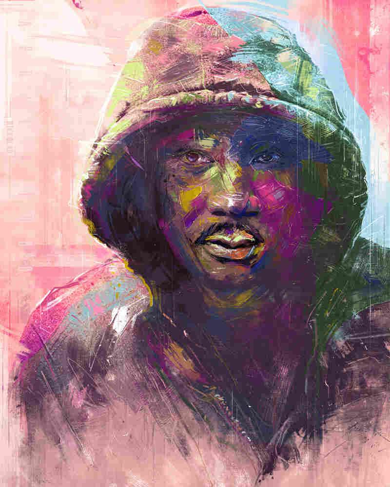 MLK 50, April 4, 1968 by Nikkolas Smith