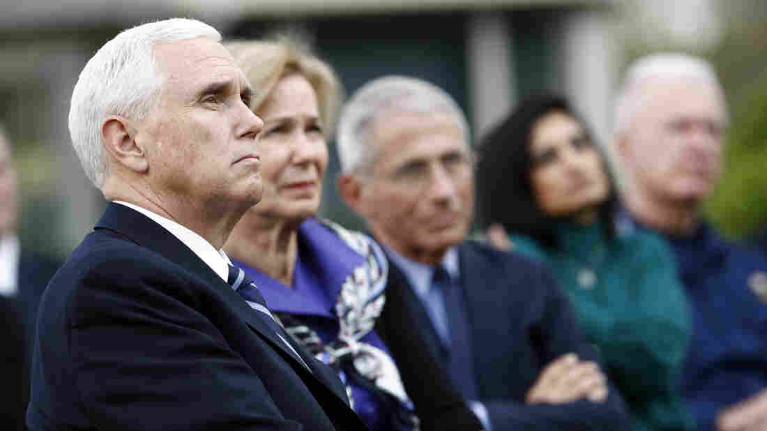 Pence postpones Florida, Arizona campaign events as coronavirus cases spike