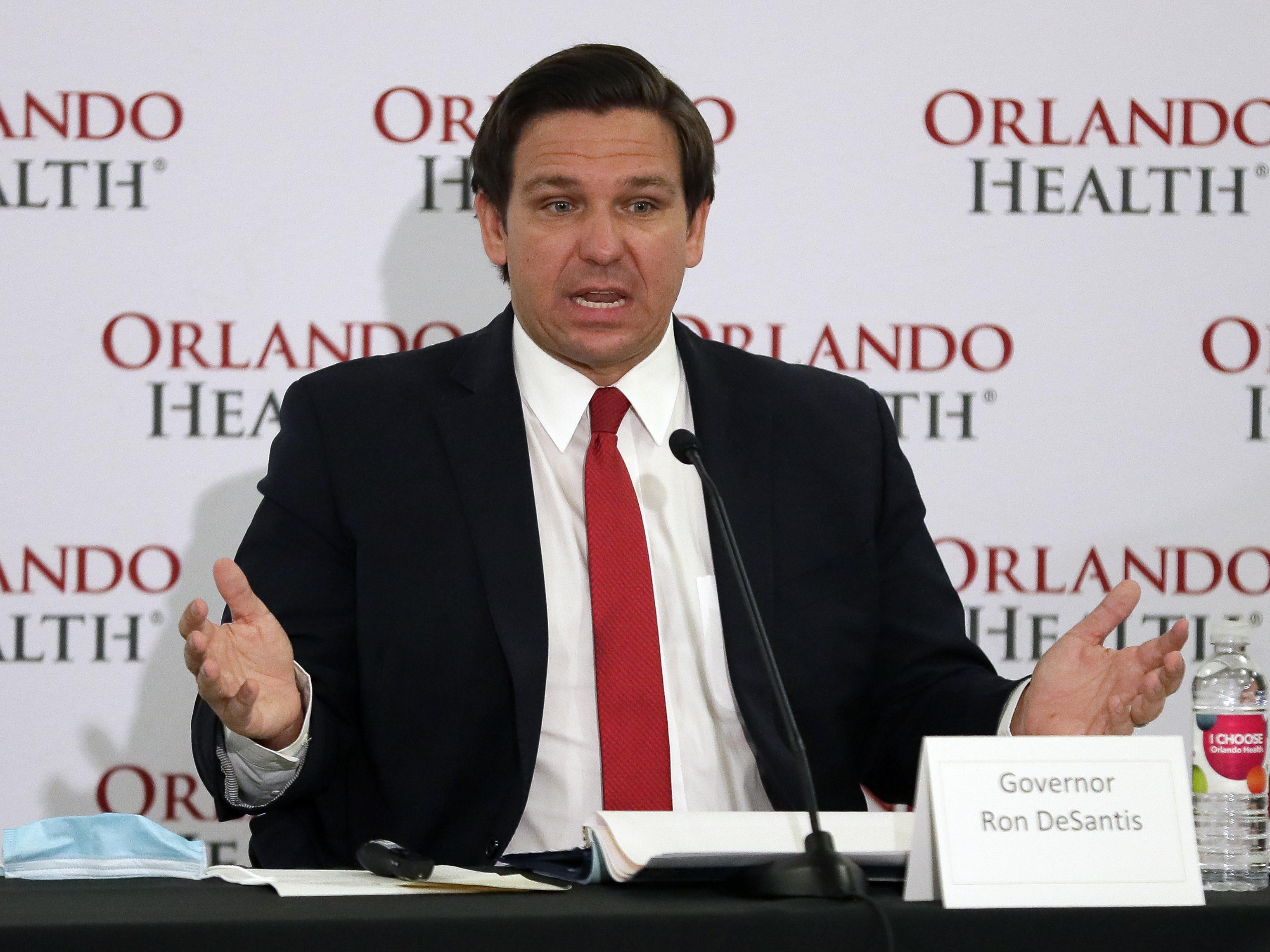 Florida Smashes Coronavirus Case Record Nearly 9 000 Positive Cases On Thursday Coronavirus Updates Npr
