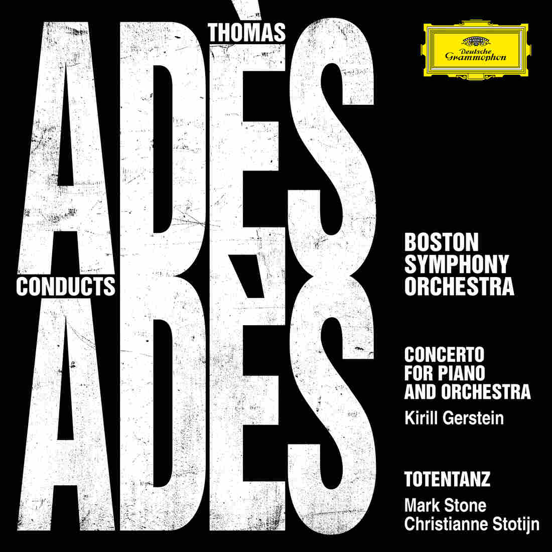 Boston Symphony Orchestra, Adès Conducts Adès