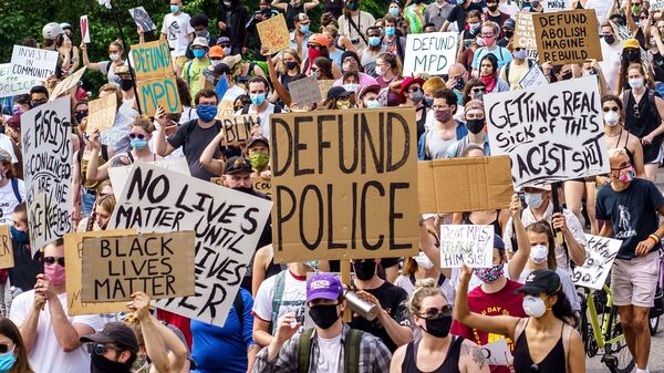 The killing of George Floyd by police has sparked ongoing protests calling for the city to defund the Minneapolis Police Department. On Friday, the city council took the first of many steps to make that a reality.