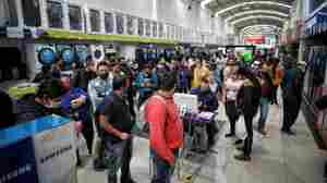 In Colombia, Tax-Free Holidays Lead Critics To Decry 'COVID Friday'