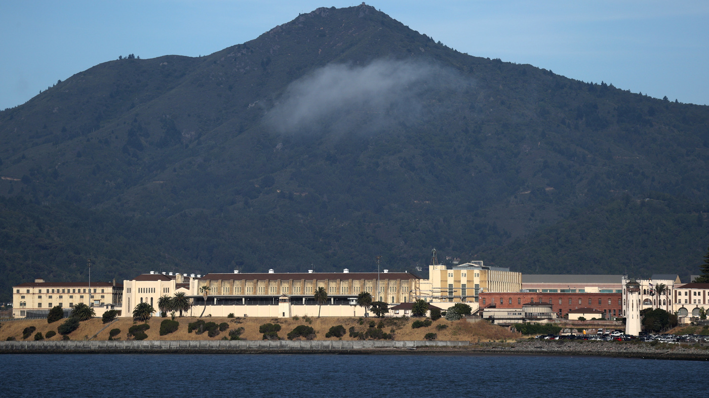 Health Officials Alarmed By COVID-19 Outbreak at San Quentin Prison - NPR