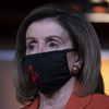 Nancy Pelosi Calls Trump 'Cowardly' For Not Wearing Mask, Supports Federal Mandate