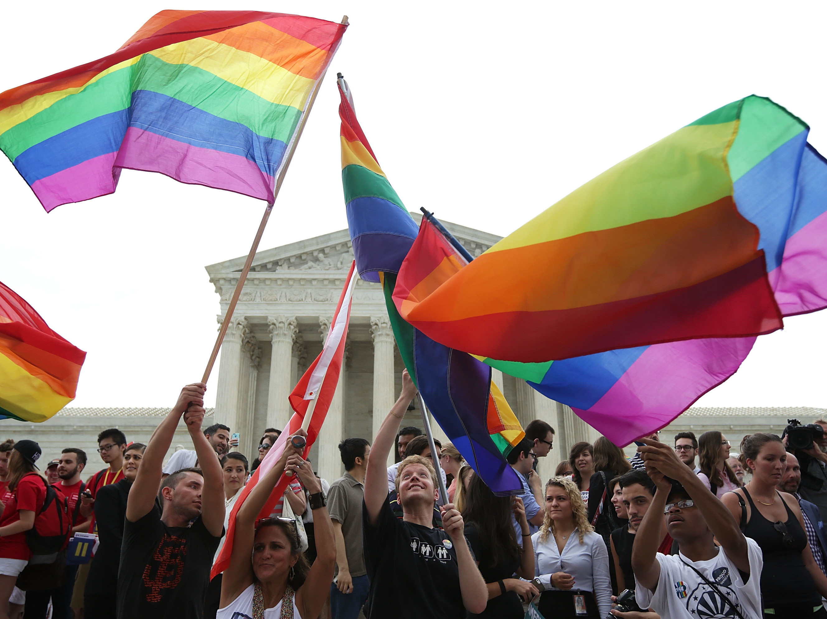 Recent articles on same sex marriage
